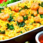 Moqueca de arroz