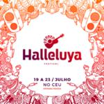Festival Halleluya começa hoje em Fortaleza