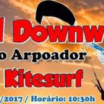 VI Downwind do Arpoador de KiteSurfe em Arpoeiras.