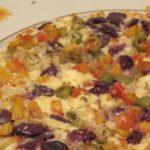 Torta de azeitonas