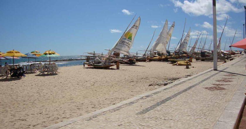 Praia da Caponga
