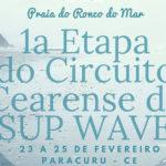 1a Etapa do Circuito Cearense de SUP WAVE